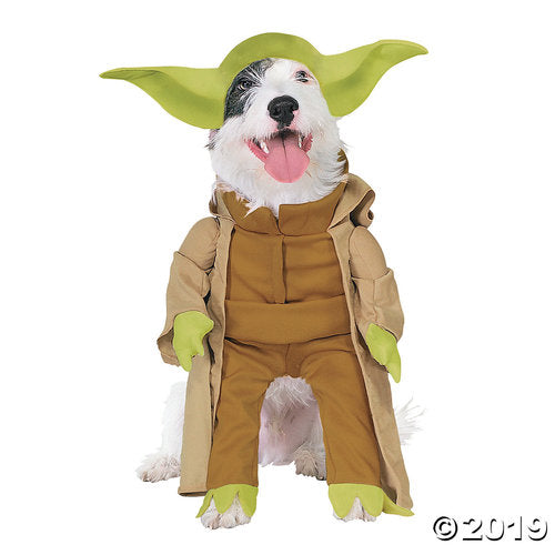 Star Wars Yoda Pet Costume- Large