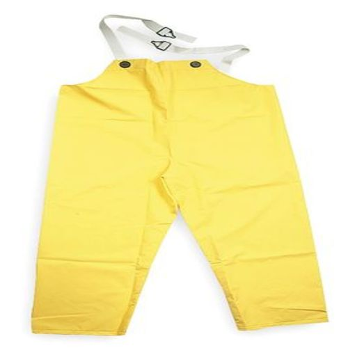 FR Rain Bib Overall, Yellow, 3XL