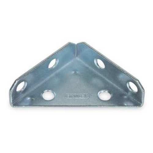 Heavy Duty Corner Brace, 2 Wx2 In L