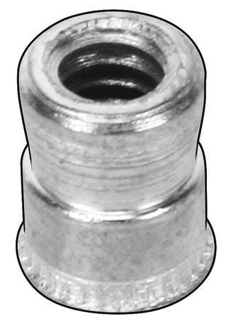 Thread Insert, 10-24, 0.370 L, Pk25