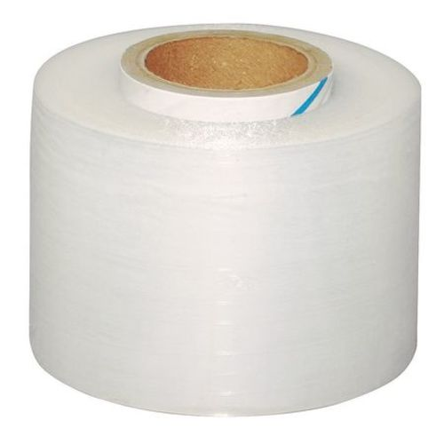 Hand Stretch Wrap, Clear, 1000 ft.L, PK18