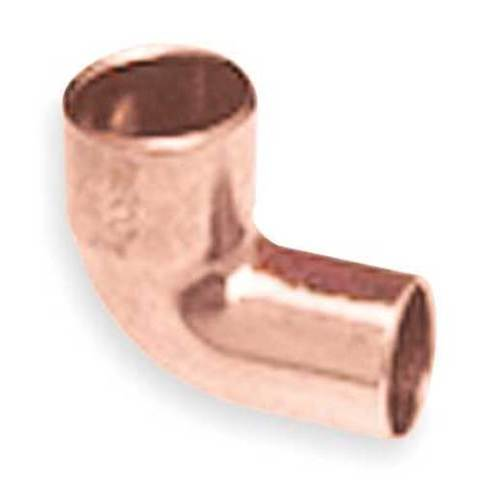 "3/8"" NOM FTG x C Copper 90 Degree Close Rough Elbow"