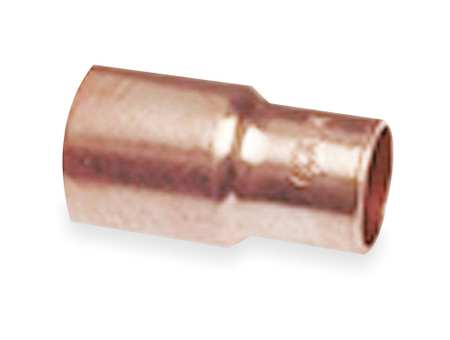 "3/4"" x 1/2"" NOM FTG x C Copper Reducer"