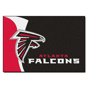 "NFL - Atlanta Falcons Uniform Starter Mat 19""x30"""