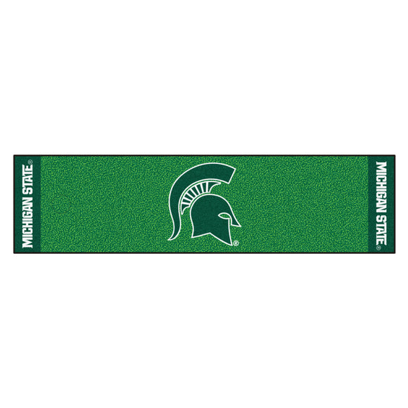 Michigan State University Putting Green Mat 18