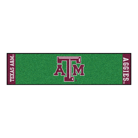 Texas A&M University Putting Green Mat 18