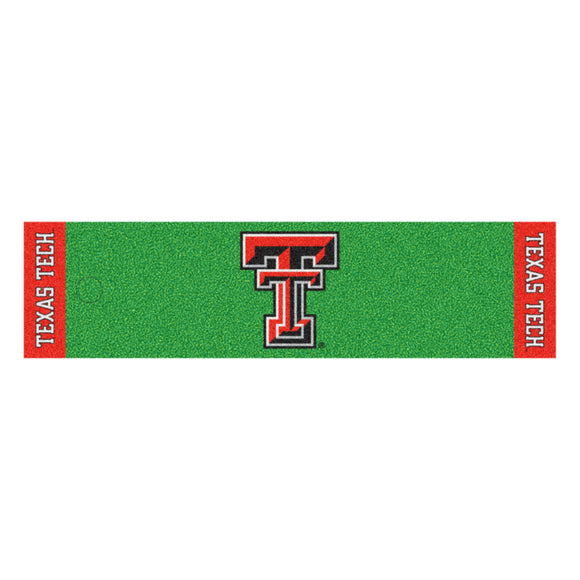 Texas Tech University Putting Green Mat 18