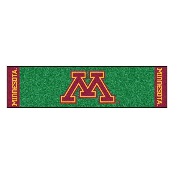 University of Minnesota Putting Green Mat 18