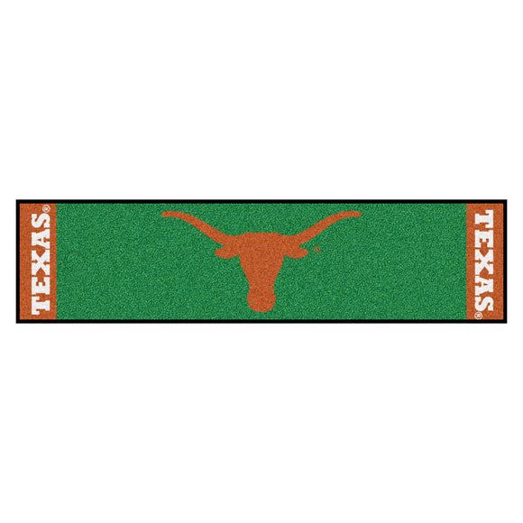 University of Texas Putting Green Mat 18