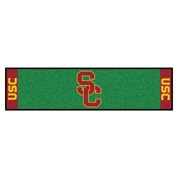 University of Southern California Putting Green Mat 18