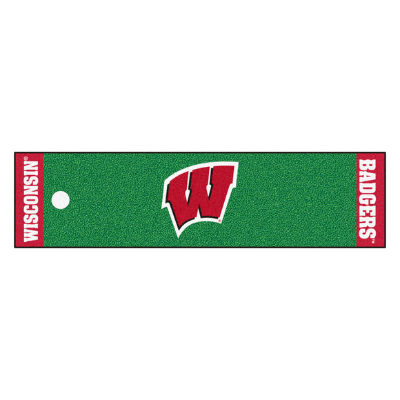 University of Wisconsin Putting Green Mat 18