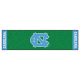 "University of North Carolina - Chapel Hill Putting Green Mat 18""x72"""