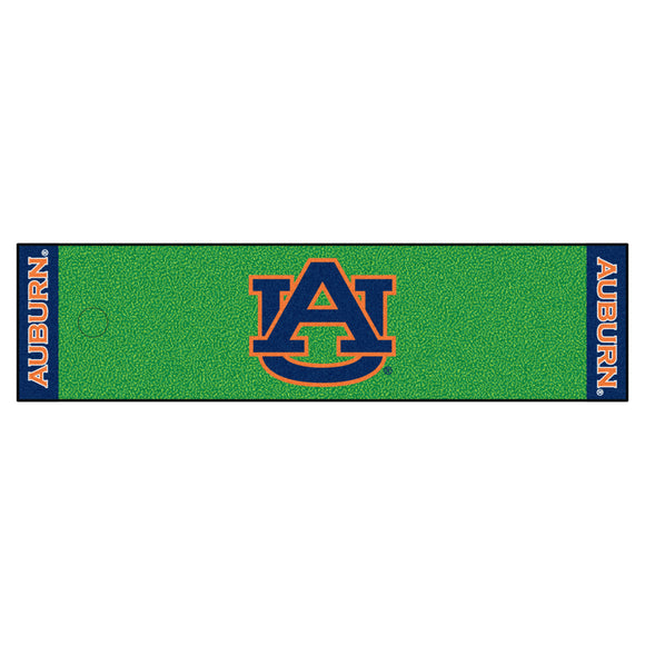 Auburn University Putting Green Mat 18