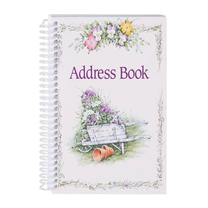 Large Print Address Book