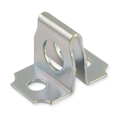 Plate Staple, Steel, 1-5/8 In. L