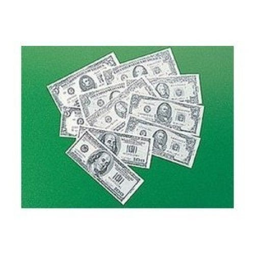 Paper Play Money Game (144 Piece)