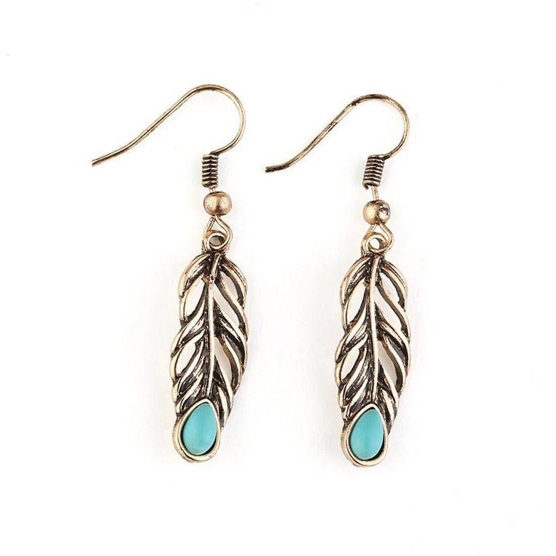 Ethnic Tribal Earrings