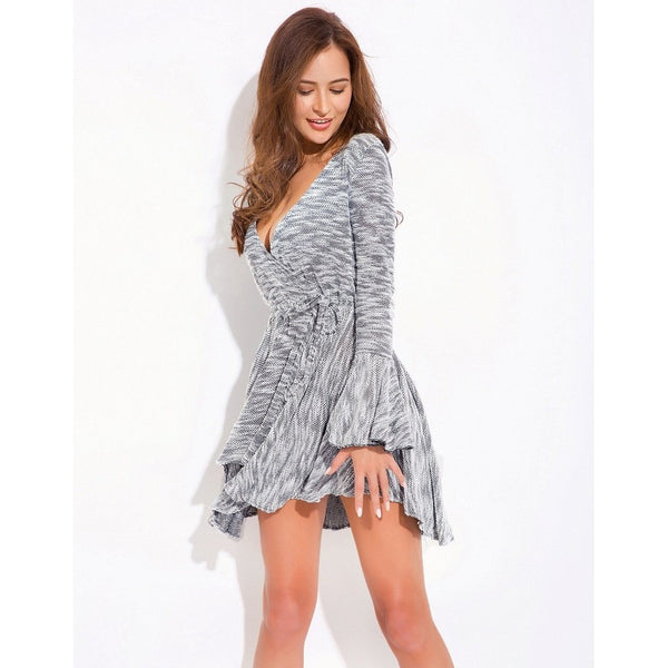 Butterfly Mini Party Dress