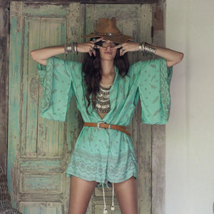 Jess Summer Long Blouse