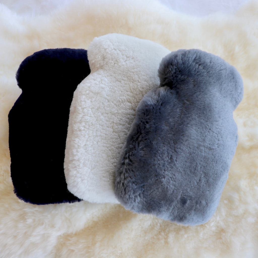 Little Sheepskin Hot Water Bottle