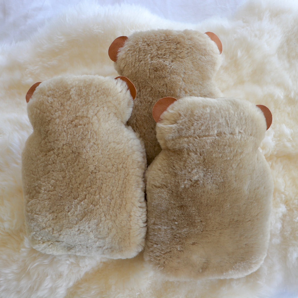 Little Bear Hot Water Bottle