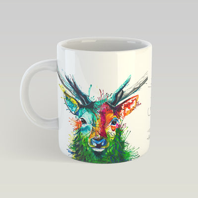 Elvis The Stag - 11 oz. Ceramic Mug
