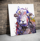 Herdy Gerdy - Canvas