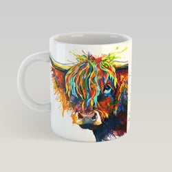 Highland Fling - 11 oz. Ceramic Mug