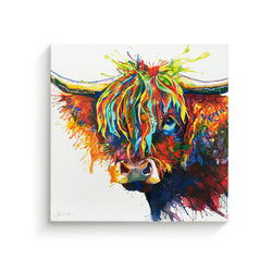 Highland Fling - Canvas