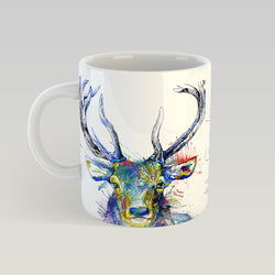 Invinvcible - 11 oz. Ceramic Mug