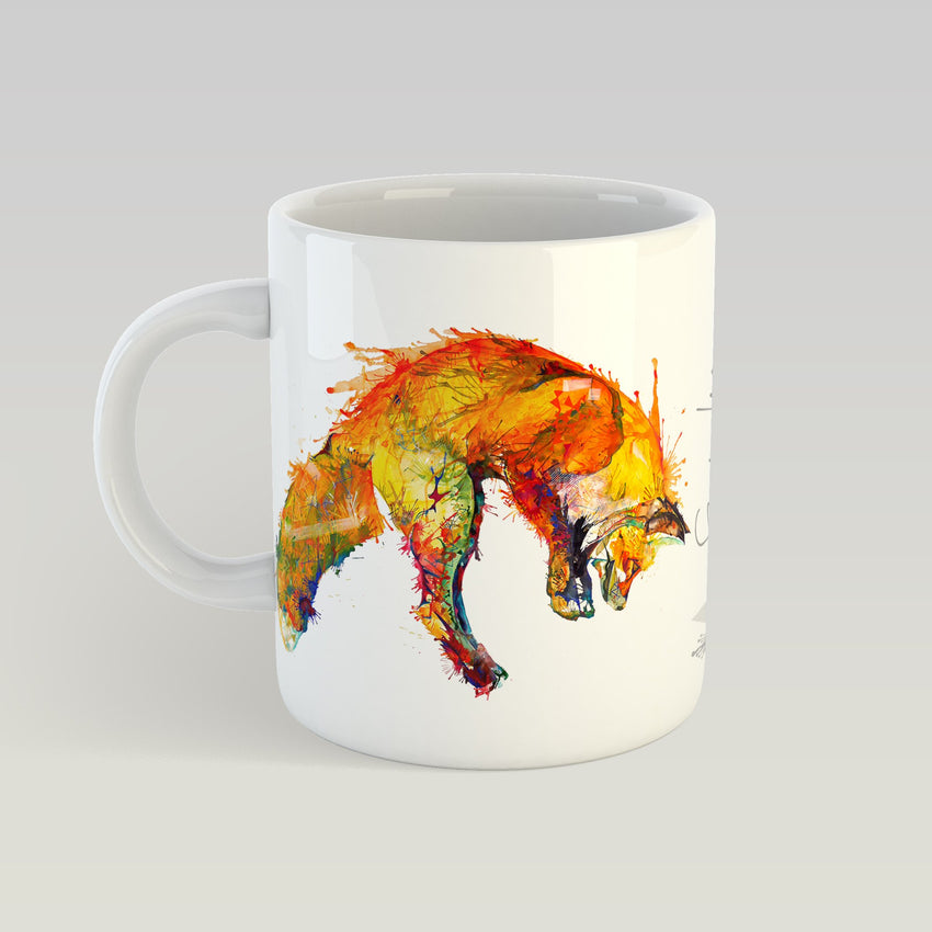 Leap Of Faith - 11 oz. Ceramic Mug