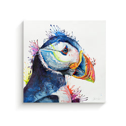 Peter Puffin - Canvas