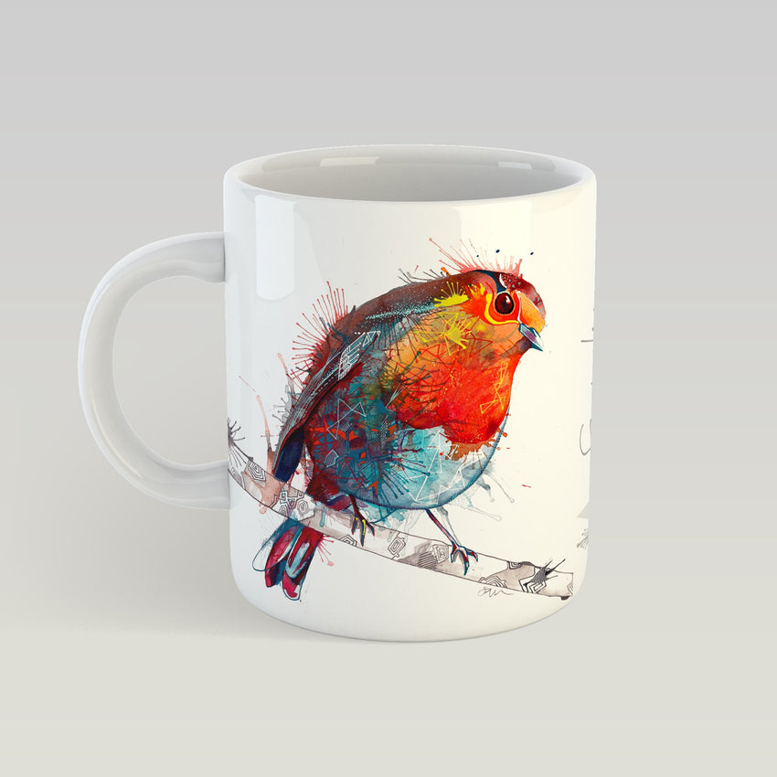 Scarlet Pimpernel - 11 oz. Ceramic Mug