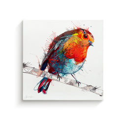 Scarlet Pimpernel - Canvas
