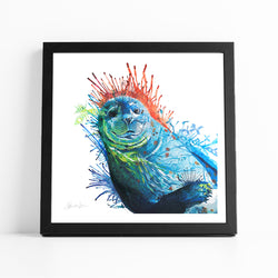 Seal Of Approval - Fine Art Print