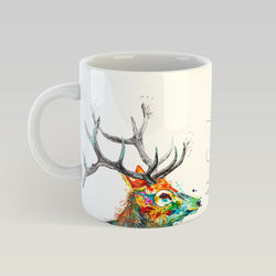 The Monarch - 11 oz. Ceramic Mug