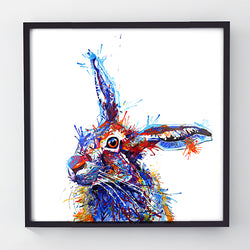 Barnaby the Hare - Original Painting