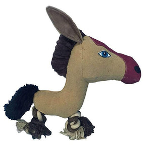 "10"" Wild Horse Dog Animal Toy For Puppies Toys German Shepherd Shop"
