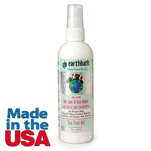 Earthbath® Hot-Spot and Itch-Relief Spray Grooming German Shepherd Shop