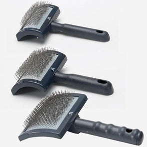 Millers Forge Curved Slicker Brush Grooming German Shepherd Shop