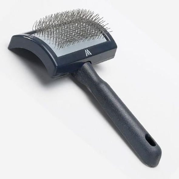 Millers Forge Curved Slicker Brush Grooming German Shepherd Shop Mini