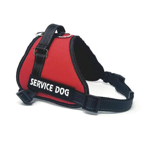 Service Dog Harness Harness German Shepherd Shop S Red