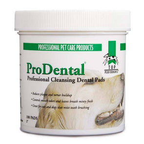 Top Performance® ProDental® Cleansing Pads Grooming German Shepherd Shop
