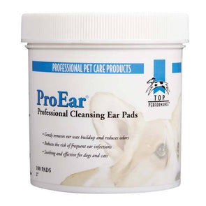 Top Performance® ProEar® Cleansing Pads Grooming German Shepherd Shop