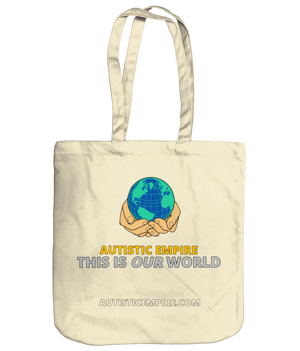 Autistic Empire Tote Bag