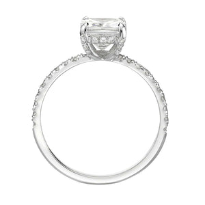 2.00 ct Cushion Cut Diamond Engagement Ring