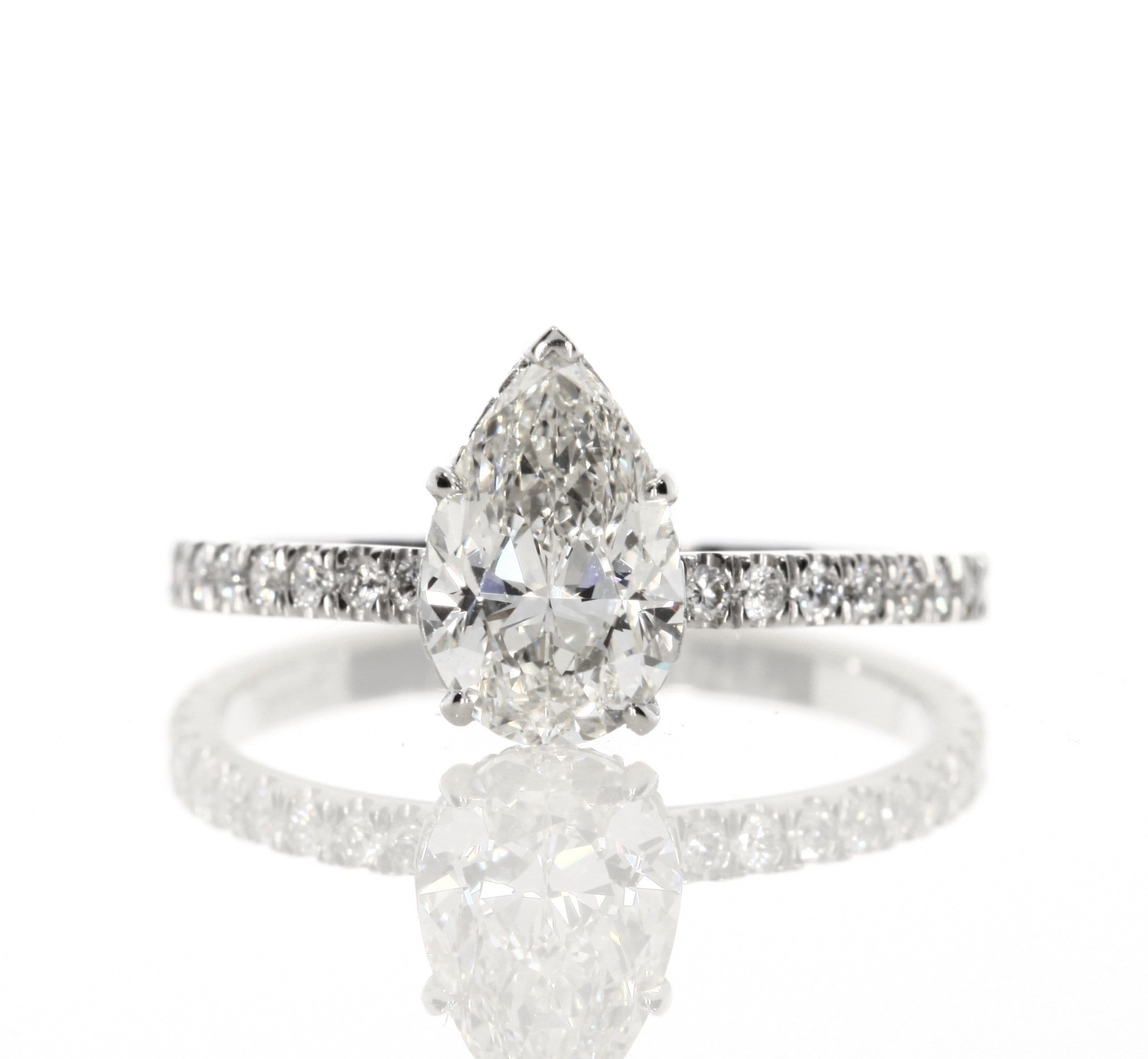 be oval ring shaped wedding diamond gallery engaged is adrienne by inspired her bailon large