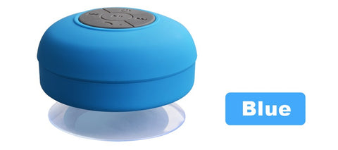 Waterproof Bluetooth Speaker for the Shower