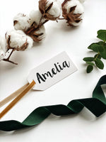 Personalized Gift Tags SET of 5