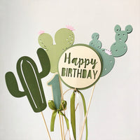 Cactus Centerpieces CD007